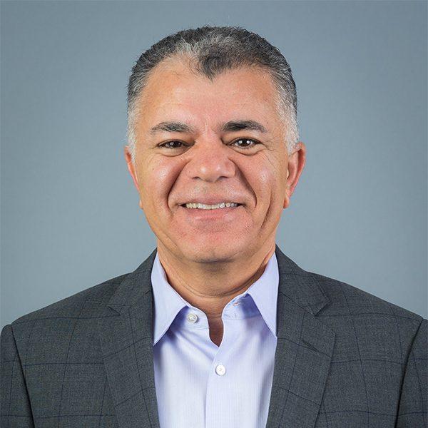 Reza Zadno Headshot